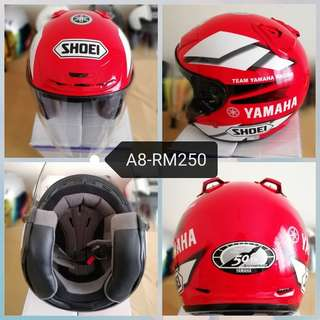 Shoei jf2 yamaha