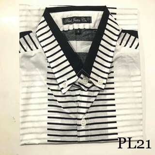 Full button POLO [small on hand]