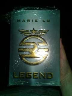 Legend (Legend Series - Marie Lu)