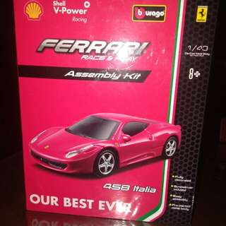 Ferrari Assembly Kit