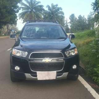 Chevrolet captiva bensin 2013 at