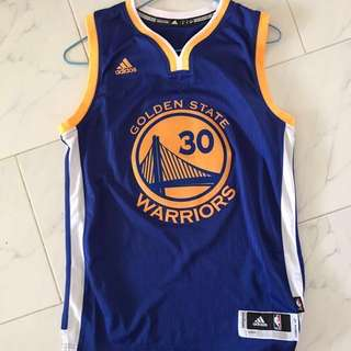 Authentic Golden State Warriors Stephen Curry Jersey