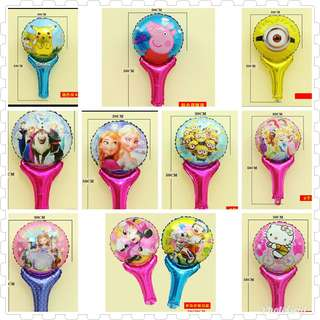 Handheld Balloons