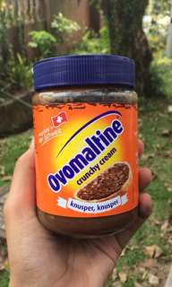 OVOMALTINE SPREAD