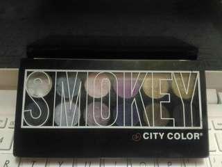 City Color Smokey Eyeshadow