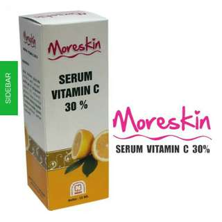 Moreskin Serum Vitamin C 30% (Nasa)