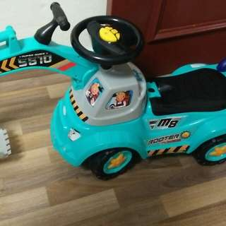 Toy Car Rooter