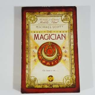 The Magician (Book 2) by Michael Scott