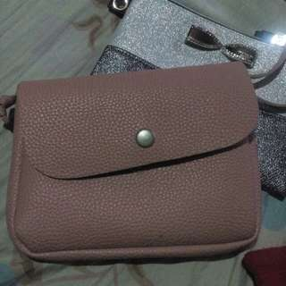 Preloved primadonna small sling bag