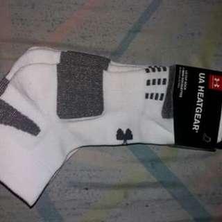 Under armour sports white socks