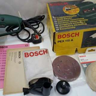 Polisher & Multi Sander