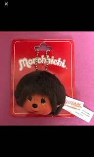 Monchhichi  鎖匙扣