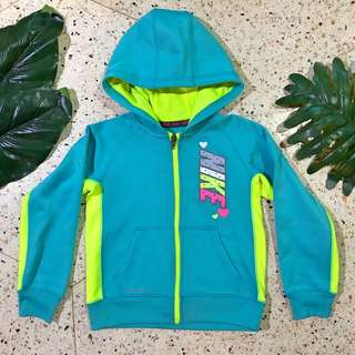 Nike Girls Thermafit Hooded Jacket