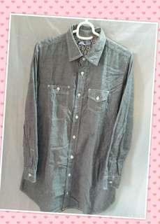 日本購入beamsboy灰色長袖恤衫 類似mercibeaucoup xgirl 款式