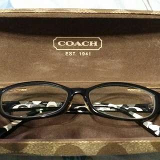 Coach Spectacle Frame
