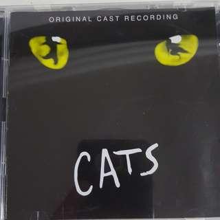 2Cd English CATS original cast
