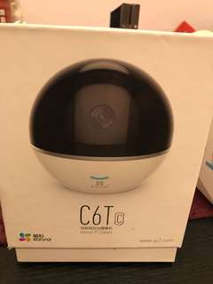 Ezviz C6Tc Video Camera for the Home or Office