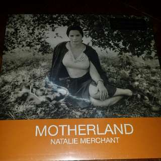 Natalie Merchant ‎–Motherland - Vinyl Record LP - Mint - Music On Vinyl