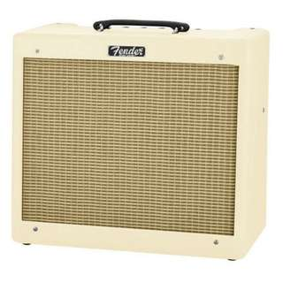 Fender Limited Edition Blues Junior III Tube Guitar Combo Amplifier, Sandy Blonde, 230V UK