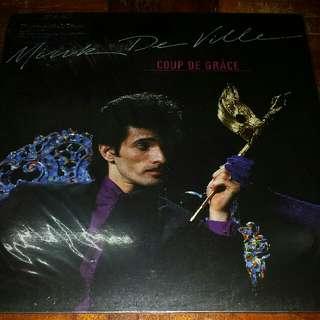 Mink DeVille–Coup De Grâce - Vinyl Record LP - Mint - Music On Vinyl