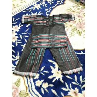 Baju Melayu Boy