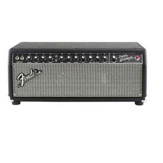 Fender Super Bassman Amplifier Head, 230V UK