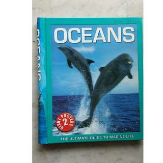 Oceans - The ultimate guide to marine life