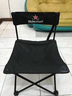 海尼根野餐椅