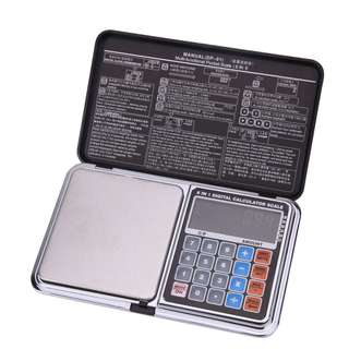 Multi-Function Weighing Scale