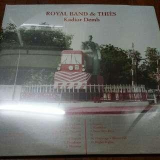 Royal Band de Thiès–Kadior Demb - Vinyl Record 2xLP - Mint, Sealed - African, Afrobeat