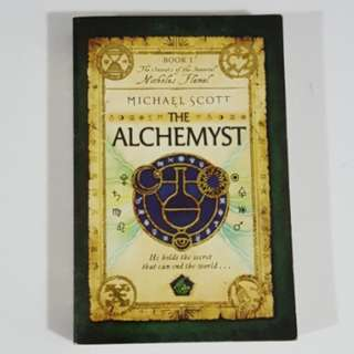 The Alchemyst (Book 1) by Michael Scott