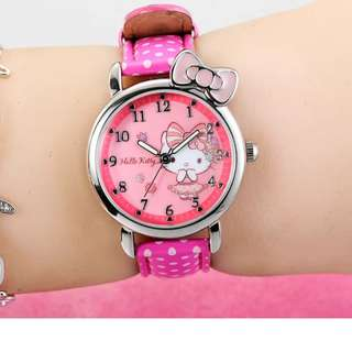 Hello kitty Watch for Kids (message for more designs)