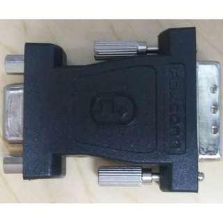 DVI to VGA Convertor