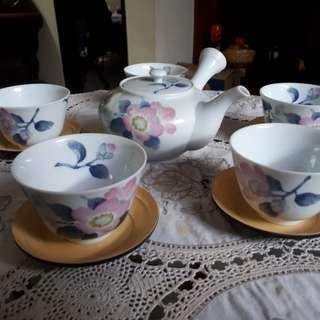 Tea set Jepang