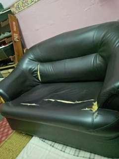 sofa koyak