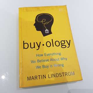 Buy.ology by Martin Lindstorm