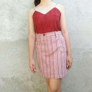 H&M Inspired skirt