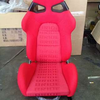BRIDE CUGA SEAT - SEMI BUCKET