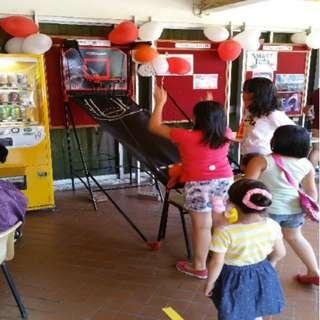 Basketball Themed Activity or Funfair Activity