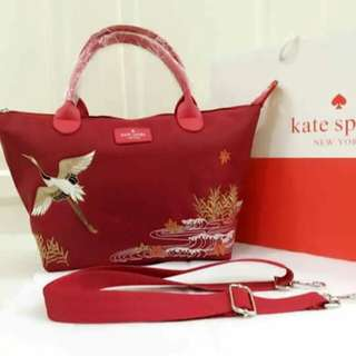 Kate Spade Additional paper bag 50 Size:16x10 inches  High Quality #APR-AS