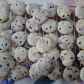 🚚 手工餅乾 巧克力豆餅乾
