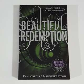 Beautiful Redemption (Caster Chronicles, #4) by Garcia & Stohl