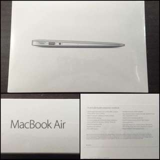 Macbook Air 2015 -Sealed with warranty