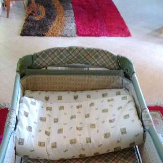 Graco baby cot