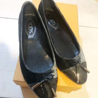 Authentic Tods Shoestring