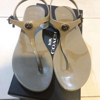 Authentoc Coach Sandals