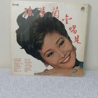 陳芬蘭 金唱片 lp黑膠唱片