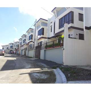 Spacious single attached @10% LOW DOWNPAYMENT  THE NEW HILLTOWN PEAKS RESIDENCES located at
