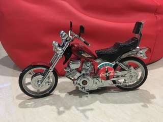 Collectable vintage Coca-Cola bike