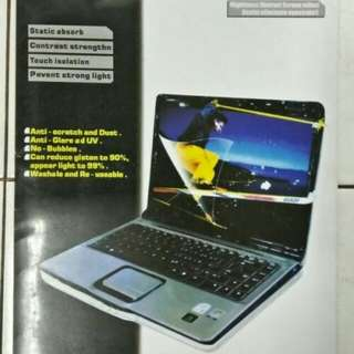 SCREEN GUARD / PELINDUNG LAYAR 18.5 Inch ANTI GORES